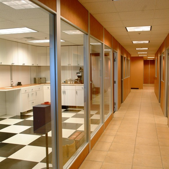 Allied Modular Glass Partitions