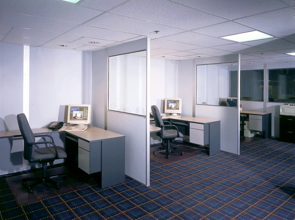 Allied Modular Office Partitions