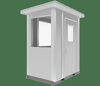 4x6 guardhouse