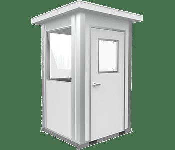 4x5 guardhouse