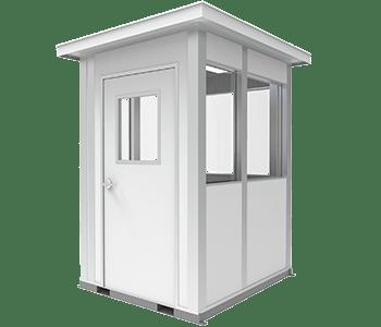 5x6 guardhouse