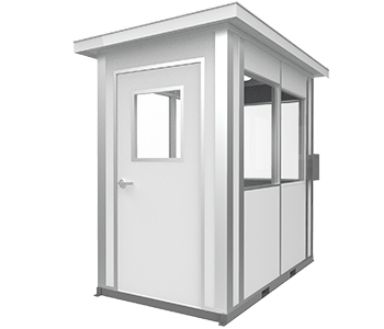 5x8 guardhouse