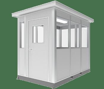 6x10 guardhouse