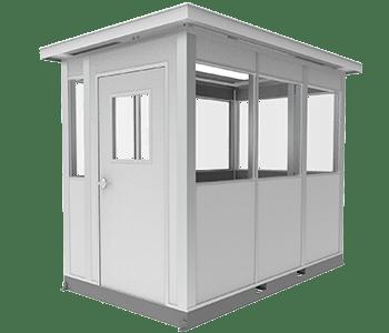 6x12 guardhouse
