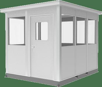 8x10 guardhouse