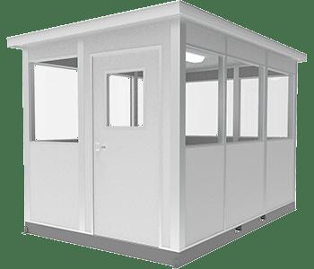 8x12 guardhouse