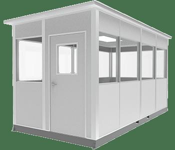 8x16 guardhouse