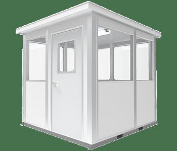 8x8 guardhouse