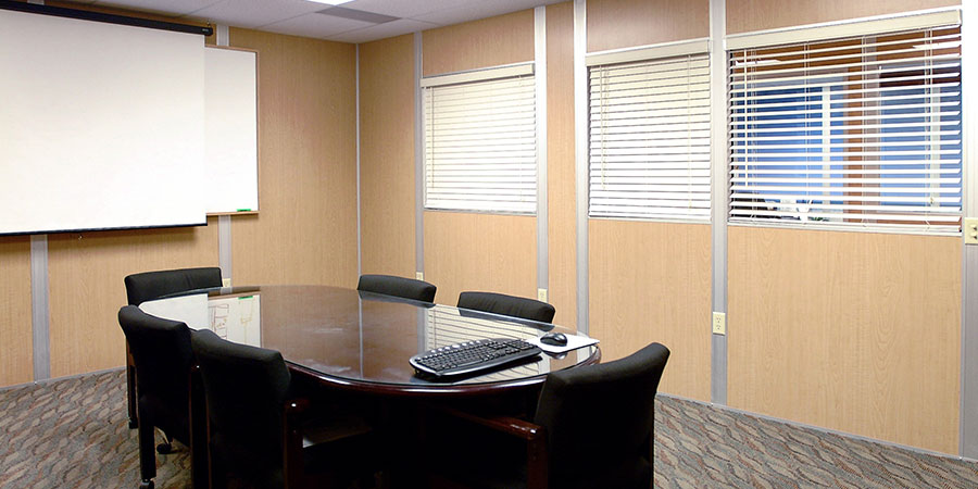 Allied Modular Conference Room