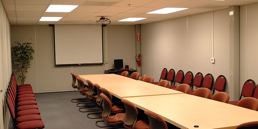 modular conference rooms
