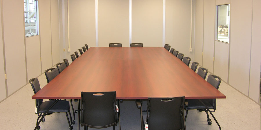modular conference room