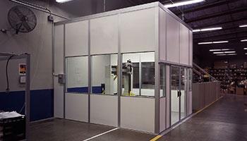 Modular CMM Enclosure