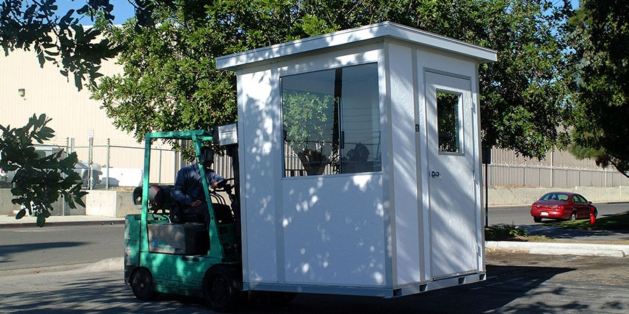 portable guardhouse