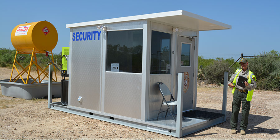 allied modular security booth 2