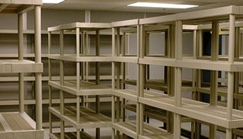 modular parts room