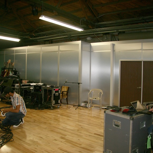 Allied Modular Sound Studio