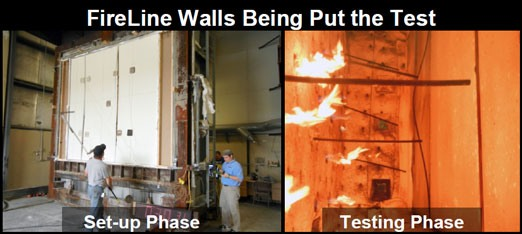 Modular Walls One Hour Fire Rating