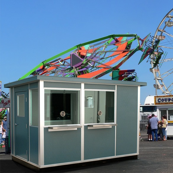 Allied Modular Ticket Booth
