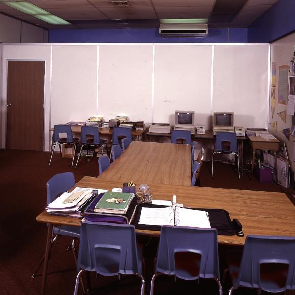 Classroom Partition Walls